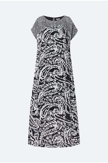 Photo of Aegean Print A-Line Dress