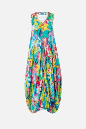 Photo of Summer Floral Print Dress
