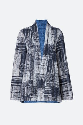 Photo of Hand Stitched Reversible Patchwork Jacket