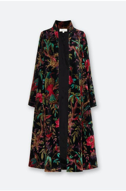 Photo of Bird Of Paradise Velvet Coat