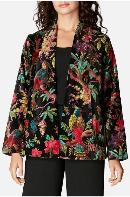 Photo of Bird Of Paradise Velvet Jacket