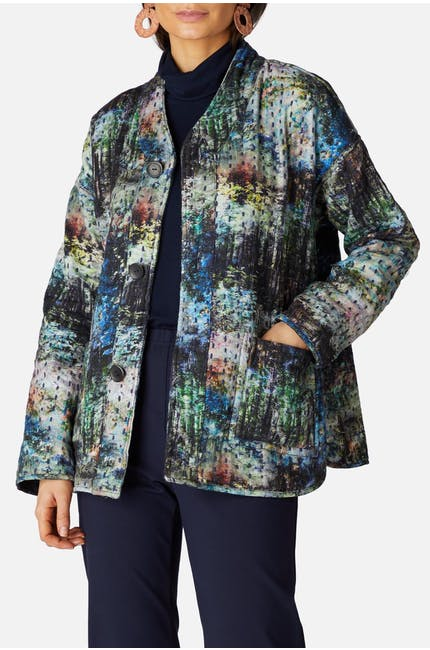 Night Sky Reversible Jacket