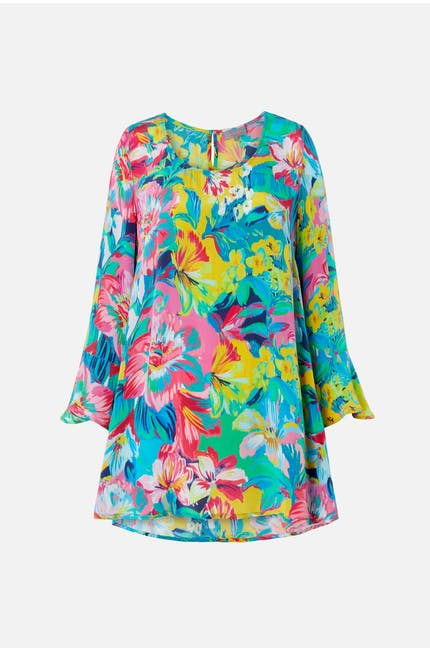 Photo of Summer Floral Print Top