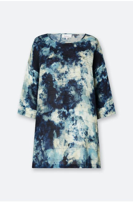 Photo of Night Sky Print Top