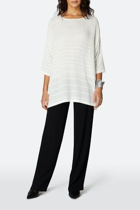 Photo of Viscose Crepe Boxy Top