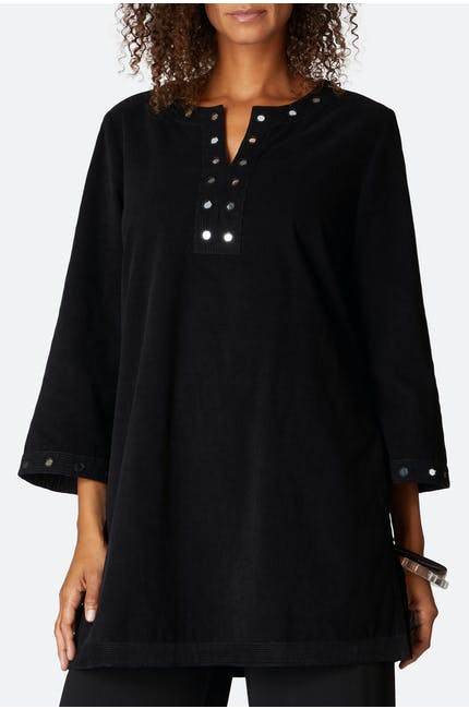 Photo of Mirrored Cord Tunic