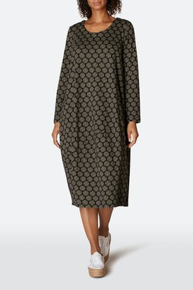 Photo of Spot Jersey Dress