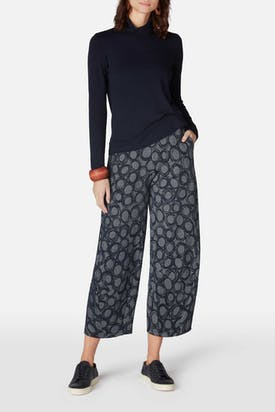 Photo of Circle Jersey Bubble Trouser