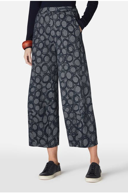 Circle Jersey Bubble Trouser