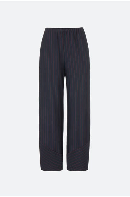 Broken Double Stripe Trouser