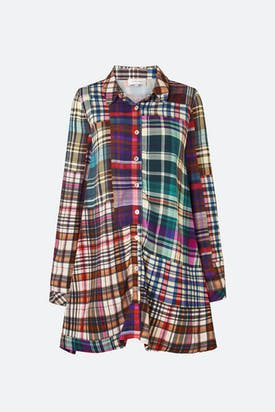 Photo of Multi Coloured Tartan Shirt