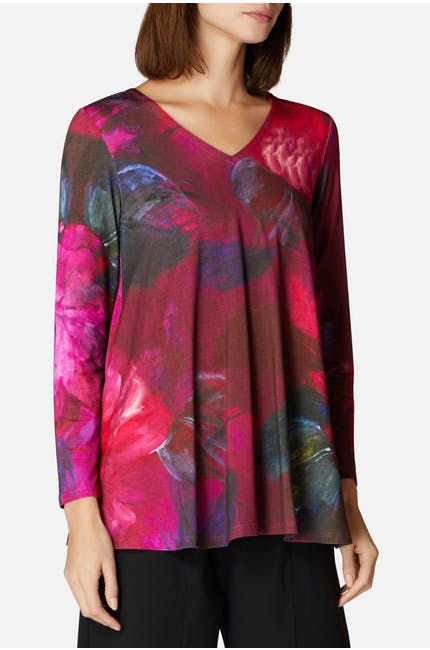 Photo of Posey Print Tunic