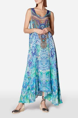 Photo of Flowing Maxi Dress