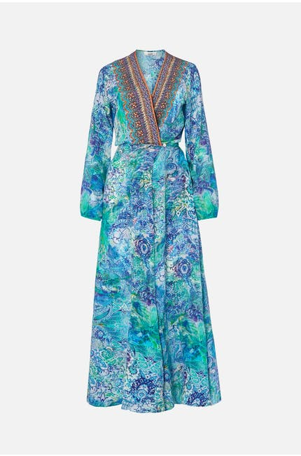 Photo of Luxe Silk Robe