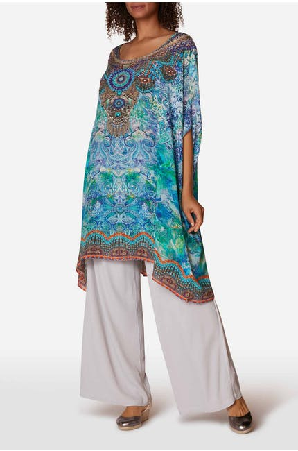 Inoa Short Box Kaftan