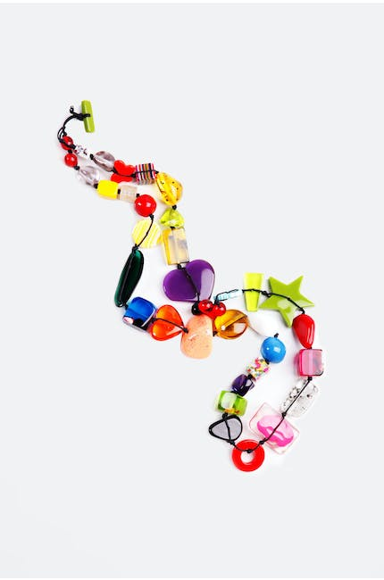 Photo of Kandinsky Necklace