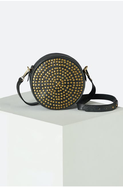 Photo of Round Studded Bag