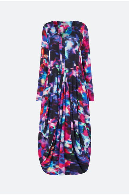 Photo of Mali Print Jersey Dress