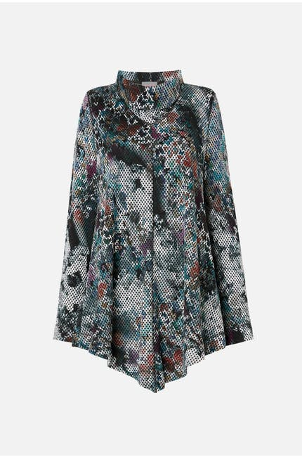 Butterfly Jersey Tunic