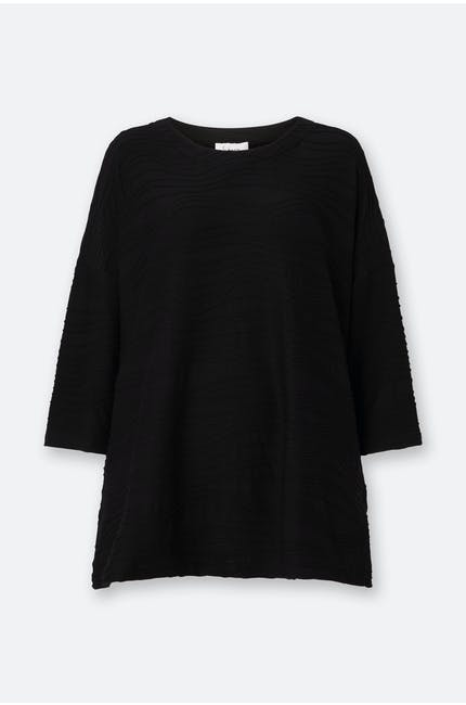 Photo of Wave Line Jersey Top