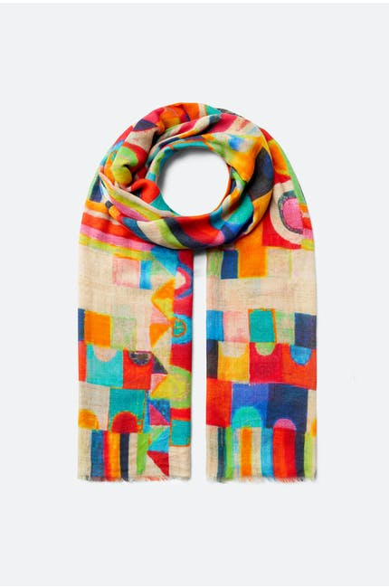 Photo of Geometric Scarf