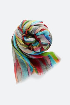 Photo of Abstract Stripe Scarf