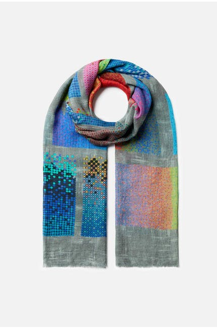 Photo of Square Element Scarf