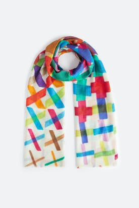 Photo of Twill Digital Print Scarf