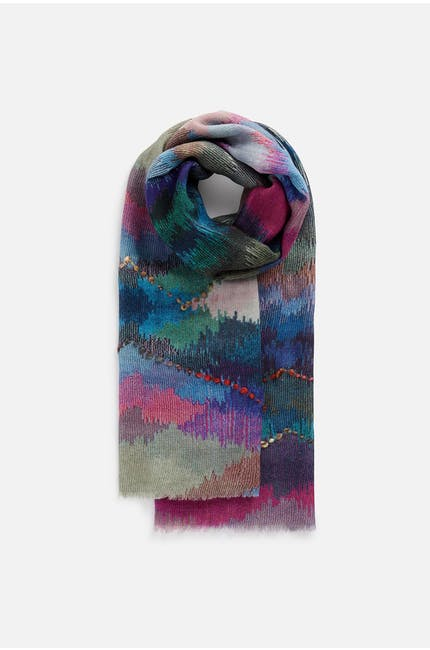 Photo of Sound Wave Scarf