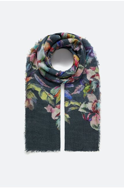 Photo of Botanical Scarf