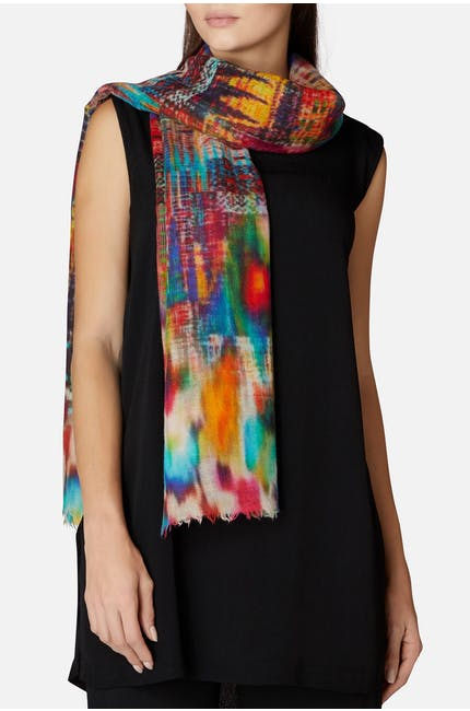 Photo of Varied Print Scarf