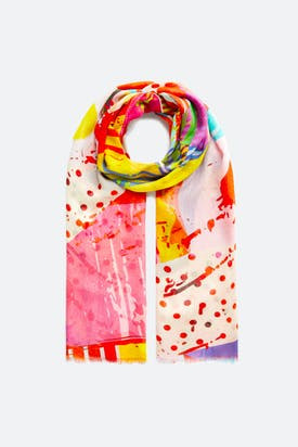 Photo of Vibrant Scarf