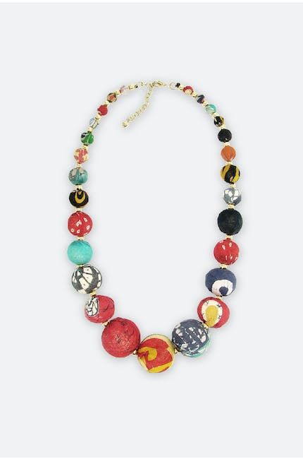 Photo of Graduated Bead Necklace
