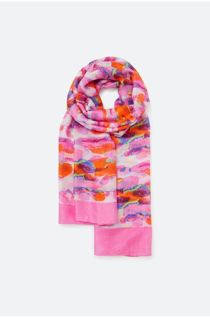 Photo of Fuchsia Detail Scarf