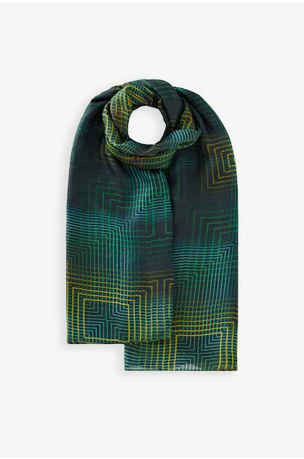 Photo of Silk Squares Scarf
