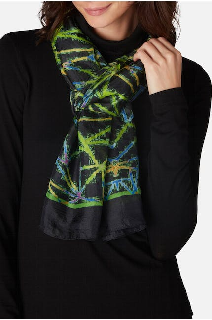 Photo of Distinctive Silk Scarf