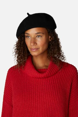 Photo of Merino Wool Beret