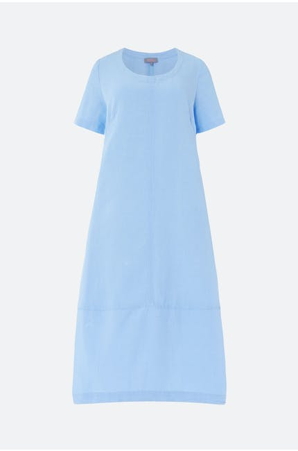 Organza Linen Bubble Dress