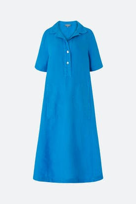 Photo of Organza Linen Shirt Dress