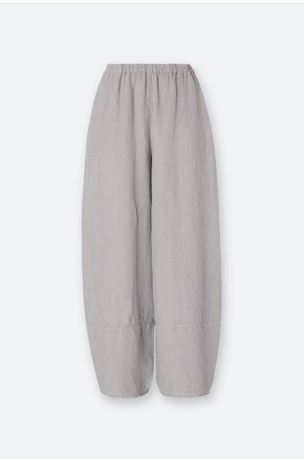 Photo of Linen Dobby Bubble Trouser
