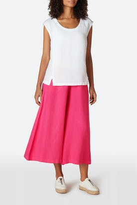 Photo of Linen Divided Skirt