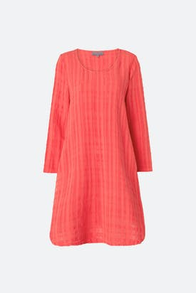 Photo of Gauzy Linen Mix Tunic
