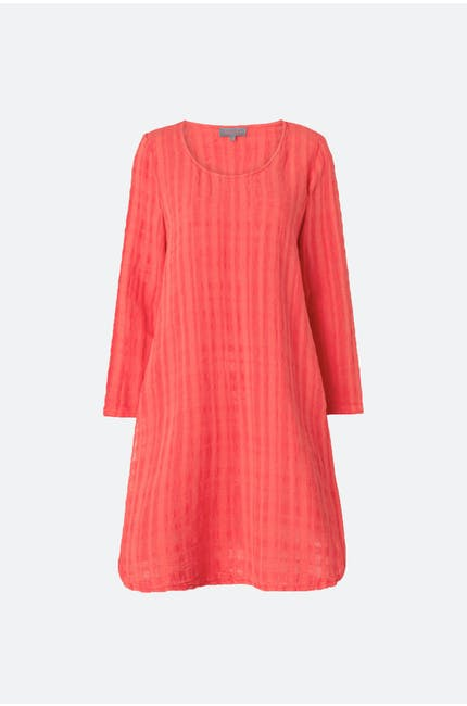 Gauzy Linen Mix Tunic
