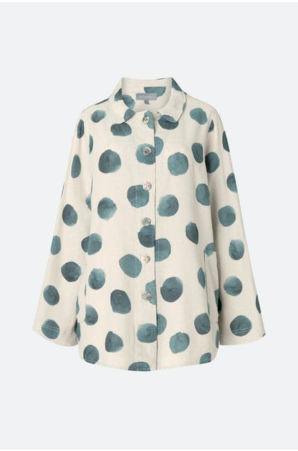 Photo of Painters Spot Linen Shirt