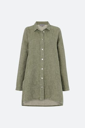 Photo of Linen Twill Shirt
