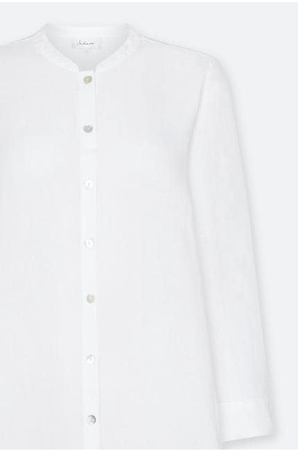 Organza Linen Swing Shirt