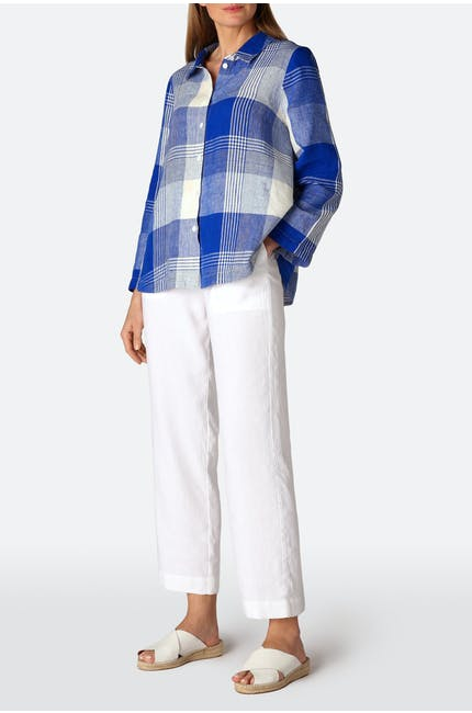 Giant Check Shirt