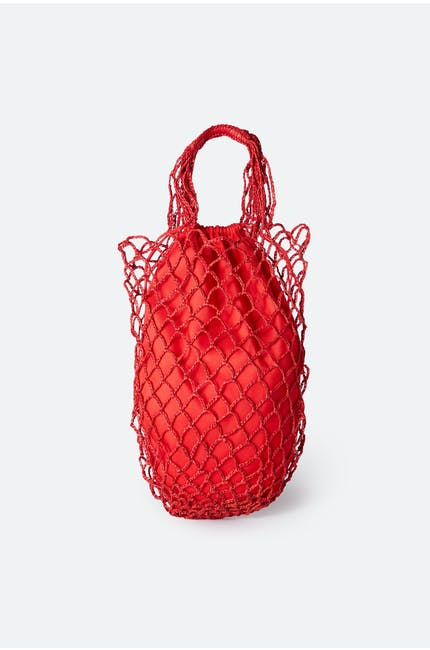 Photo of Woven String Shopper
