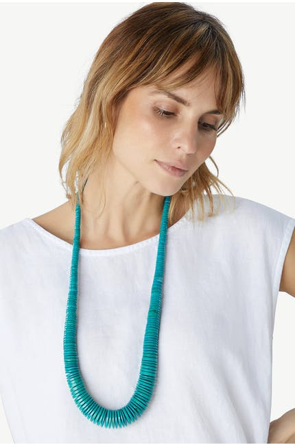 Photo of Long Graduated Coco Necklace