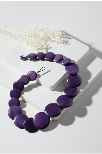 Photo of Short Disc Necklace